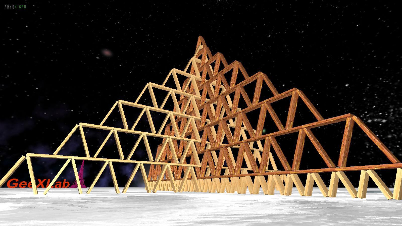 Tour pyramidale