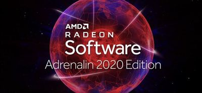 AMD Radeon Software Adrenalin 2020 Edition screenshot