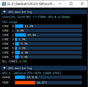 GL-Z screenshot