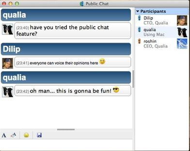 LAN Messenger screenshot