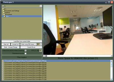 PhotoLapse screenshot