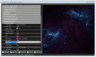 Spacescape screenshot