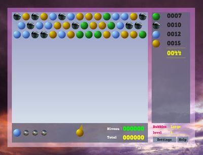 TirOBulles screenshot
