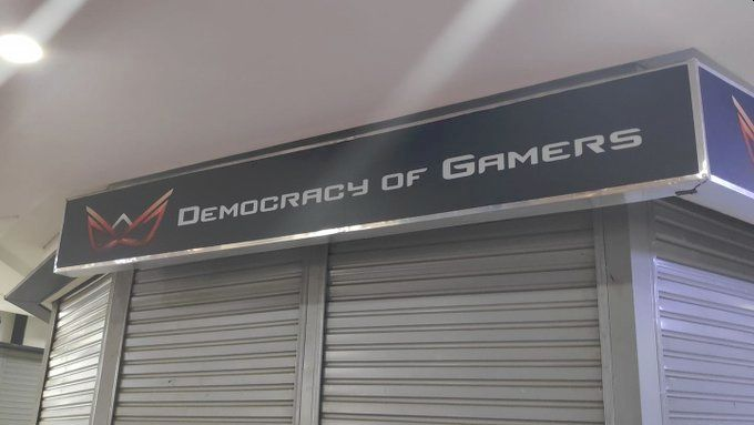 Democracy of gamers