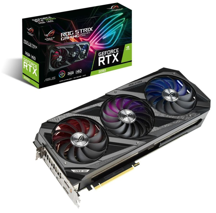 ASUS ROG Strix GeForce RTX 3090
