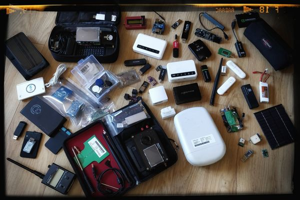 The Hacker's Hardware Toolkit