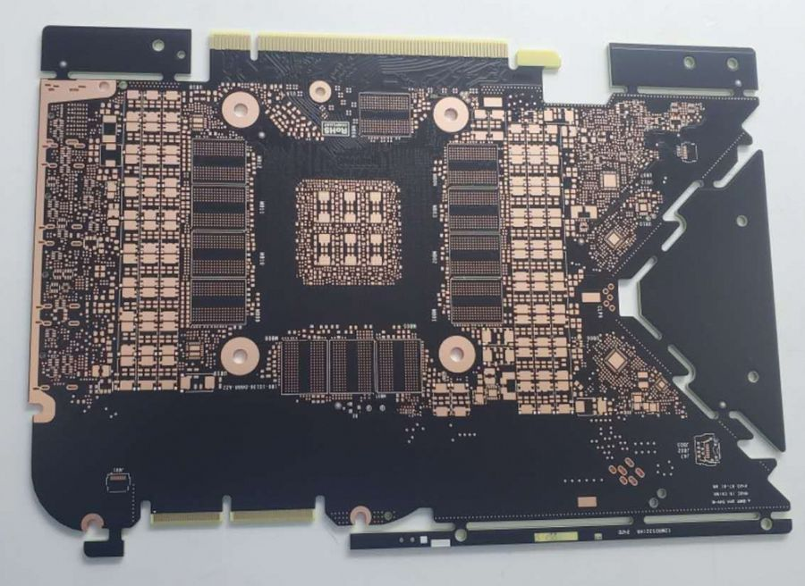 NVIDIA GeForce RTX 3090 PCB