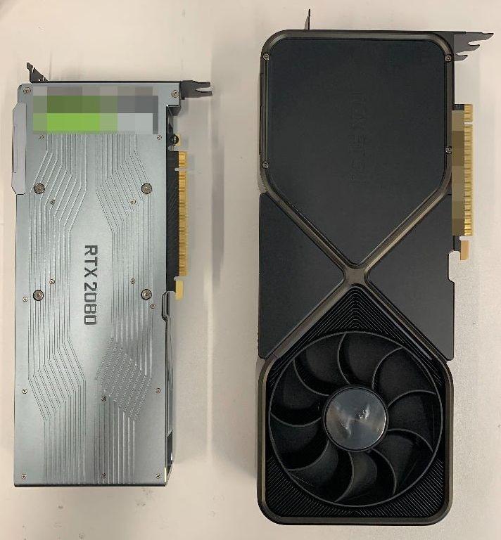 NVIDIA RTX 3090 vs RTX 2080