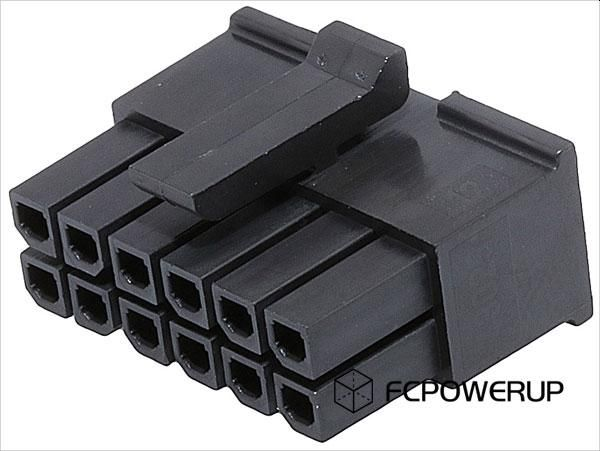 Possible new 12-pin power connector for NVIDIA RTX 30 Series