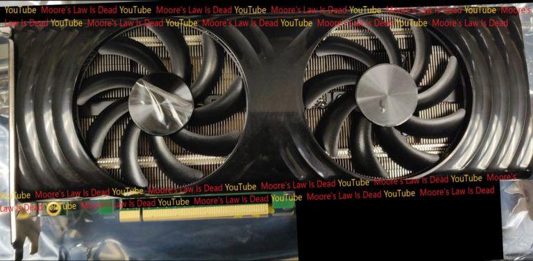 Intel DG2 (Xe-HPG) Discrete Graphics Card with 512 EUs
