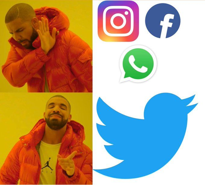 Facebook / Instagram down