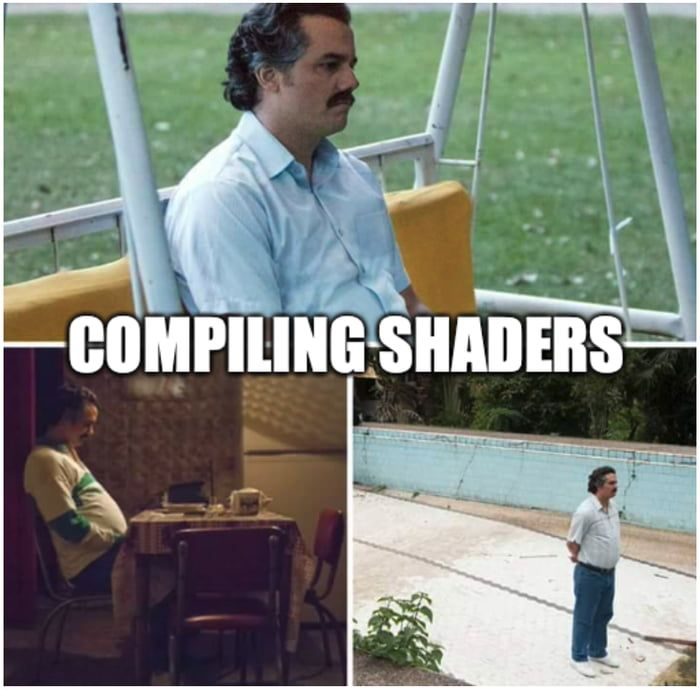 Shader compile time - Unreal Engine