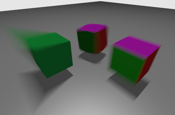 Ray tracing - motion blur - VK_NV_ray_tracing_motion_blur
